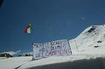 Auf den höchsten Punkten der Etappen wurde Scarponi von den tifosi gefeiert (Bild: Sirotti)