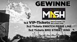 Jetzt mitmachen und VIP-Tickets für den Finaltag beim Munich Mash 2014 im Münchener Olympiapark gewinnen. Hier erfährst du mehr.
