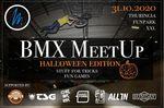 Am 31. Oktober 2020 findet im Thuringia Funpark Mühlhausen ein BMX-Meetup von CT BMX Freestyle statt
