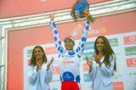 Nicolas Edet gewann das Bergtrikot der Vuelta letztes Jahr. Wer wird in diesem Jahr der König der Berge? (Foto: Sirotti)