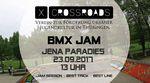 Der Crossroads e. V. veranstaltet am 23. September 2017 einen BMX-Jam in Jena und ihr seid alle herzlich dazu eingeladen! Mehr dazu hier.