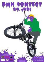 Am 24. Juni findet ein BMX-Contest im Skatepark an der Weserpromenade in Minden statt. Weitere Informationen dazu findest du hier.