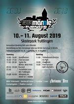 Hier ist der Zeitplan für das BMX Männe 2019