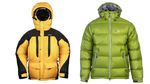 Mountaineering Jacket UK Parka Climbing Mountains Equipment Gear Insulation Rab