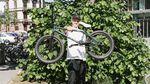 Eddie Baum hat von SIBMX und Fiend einen neuen Rider spendiert bekommen, den wir in unserem heutigen Bikecheck einmal genauer unter die Lupe nehmen.
