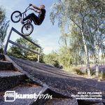 kunstform BMX Poster mit Ricky Felchner