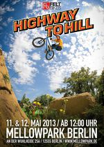Highway-to-Hill-Mellowpark-2013-Flyer