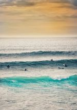 Beste Wellen in Newquay um das Wellenreiten zu lernen.