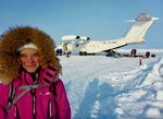 Jade Hameister North Pole 14 Year Old Skiing 2