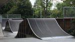 BMX Jump Line im Skatepark Friedrichshafen