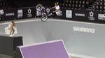 Beim Training für die UCI BMX Freestyle Park World Championships 2021 in Montpellier ging es hart zur Sache. Checkt die Highlights!