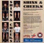 Shins & Cheeks Ausstellung Deutsches Olympiamuseum Köln
