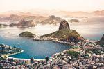 Der Zuckerhut von den Toren Rios.