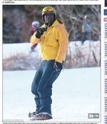 Quelle: http://www.dailymail.co.uk/tvshowbiz/article-2531539/Snowboarding-Seal-takes-tumble-slopes-filming-children.html