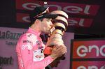 Der Titelverteidiger des 100. Giro d