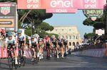 Die Strecke des 102. Giro d