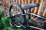 Fylbikes BMX-Sattel und Rahmen