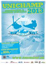 UniChamp13_Poster