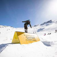Wochenend-Tipp, Snowpark Gastein, Gastein, Österreich, icon