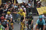 Letztendlich war Froome der stärkere Fahrer der 104. Tour de France und brachte das gelbe Trikot nach Paris. (Foto: Sirotti)