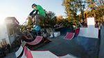Kreativ Wheels Skatepark macht zu