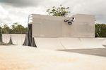 Tom Scholz, Coast to Coast Wallride im Beenleigh Skatepark