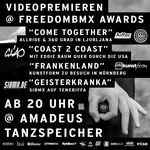 Auf den freedombmx Awards 2018 in Oldenburg gibt es vier exklusive Videopremieren