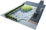 4.500 qm Spaß: der Streetdome Skatepark im dänischen Haderslev steht kurz vor der Vollendung