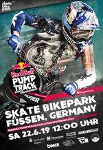 Am 22. Juni findet im Skate- und Bikepark Füssen (Bayern) ein Qualifikationslauf für die Red Bull World Championships 2019 statt. Hier erfährst du mehr.