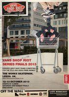 Vans Shop Riot Finale 2013