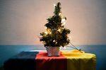 Weihnachten im Cafe-Q