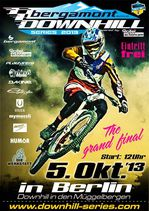Bergamont Downhill Series - Finale in Berlin