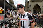Dumoulin (hier bei der Tour De Suisse;) wird sich auf seine Vorbereitungen für die Weltmeisterschaft konzentrieren. (Foto: Siortti)