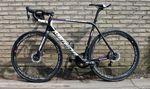 Das Lampre-Merida Team führ das Merida Scultura Disc bei der Flandernrundfahrt und bei Paris-Roubaix.