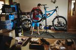 Tahnee Seagraves Transition Bikes TR500 ist ready to rumble