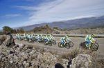 Das Team befindet sich für das Trainingslager am Fuße des Etna. Dort bereitet es sich auf die Tour Down Under in Australien am 20. Januar 2015 vor. (Foto: Luca Bettini)