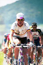 Der Sturz eines Radsport-Helden: Jan Ullrich - hier im Jahr 1997, dem Jahr in dem er die Tour de France gewann - wurde nach zwei Vorfällen in eine Klink eingewiesen.. In beiden Vorfällen wird angegeben, der ehemalige Radsport-Star habe sich unter starkem Alkohol-und Drogeneinfluss befunden (Foto: Sirotti)
