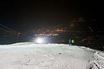 Nachtskifahren am Pizol. Airboarden! credit: Pizol/Pizolbahnen