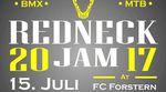 Nach der erfolgreichen Premiere im vergangenen Jahr, geht der Redneck Jam am 15. Juli 2017 auf dem Gelände des FC Forstern in die zweite Runde.