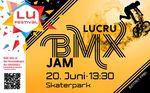 Am Sonntag, dem 20. Juni 2021 steigt im Skatepark Ludwigsfelde der LuCruBMXJam2021. Hier erfährst du mehr.