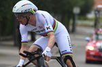 Der regierende Weltmeister im Einzelzeitfahren (hier bei der Criterium du Dauphine) holte sich zum 7, mal den Titel des Nationalmeisters (Bild: Sirotti)