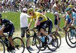 Hier sieht man Chris Froome bei der Tour de France auf dem neuen Pinarello Dogma F8 Xlight. (Foto: Sirotti)
