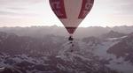 balloonskiing