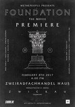 wethepeople Foundation Video Premiere bei Zweiradfachhandel Haus in Zwickau