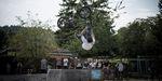 Flipwhip von Miguel Franzem beim BMX Männle Turnier 2015 im Skatepark Tuttlingen