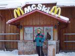 McSki McDonalds Sweden