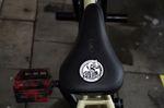 Demolition Parts Fast And Loose BMX Pivotal Sattel