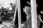 Gregor Zimmermann steezt über die umgebaute Jumpbox von Rudis Resterampe