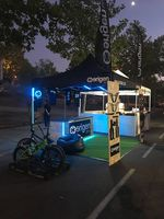 Erigen BMX on tour