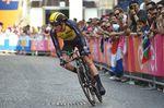 Van Emden fuhr ein starkes Rennen und gewann mit knapp 33 Minuten die 21. Etappe. (Bild: Sirotti)